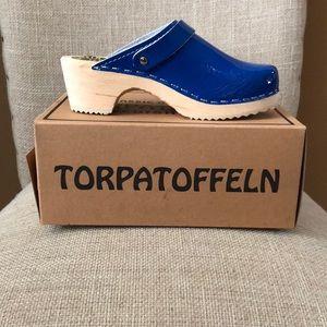 Torpatoffeln Swedish Clogs